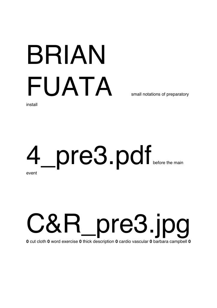 Notations (BC) #5